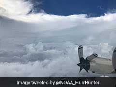 Plane Flies Through Eye Of Hurricane Irma, Video Is Absolutely Terrifying