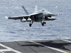 US Aircraft Carrier Sails With One Eye On China Amid North Korea Tension