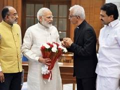 17 महीने बाद आईएस के चंगुल से छूटे फादर टॉम पहुंचे भारत, प्रधानमंत्री से की मुलाकात