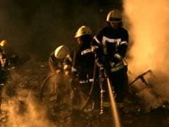 2 Children Dead, One Missing In Ukraine Camp Fire