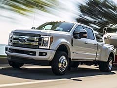 Ford Unveils New F-Series Super Duty Pick-Up Truck For $100,000