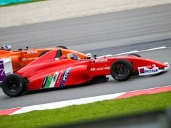 Nobody Finished The Formula 4 South East Asia Race In Malaysia
