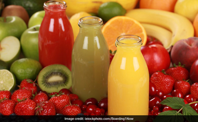 Fruit Juice Or Whole Fruit, Which One Is A Healthier Option?