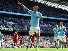 Premier League: Sadio Mane Sees Red As Five-Star Manchester City Crush Liverpool