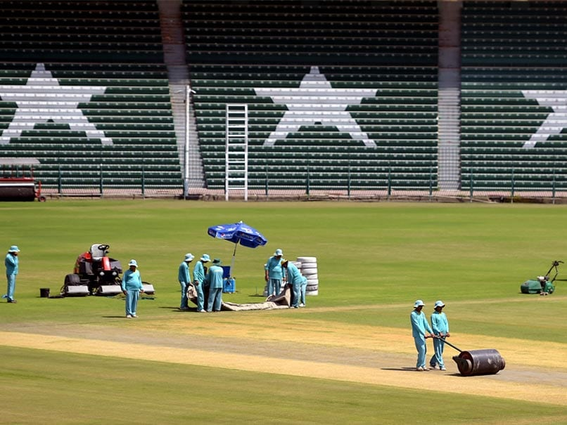 Gaddafi Stadium Gets A Makeover As It Prepares To Welcome Back International Cricket