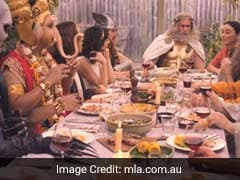 Indian Community Protests Australia Meat Ad Featuring Lord Ganesha