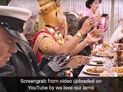 Video: भगवान गणेश दिखे मीट के विज्ञापन में!