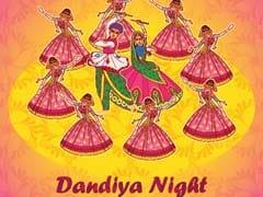 Navratri 2017: Water Garba, Dandiya On Roller Skates. Celebrations Get Unique Twist This Season