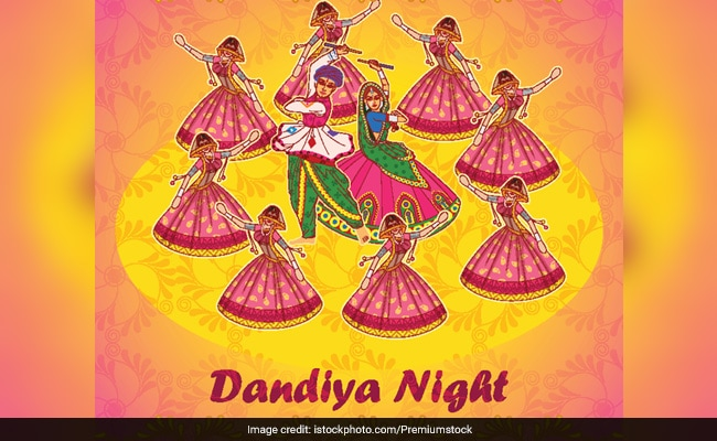 Navratri 2017: Water Garba, Dandiya On Roller Skates. Celebrations Get Unique Twist This Season