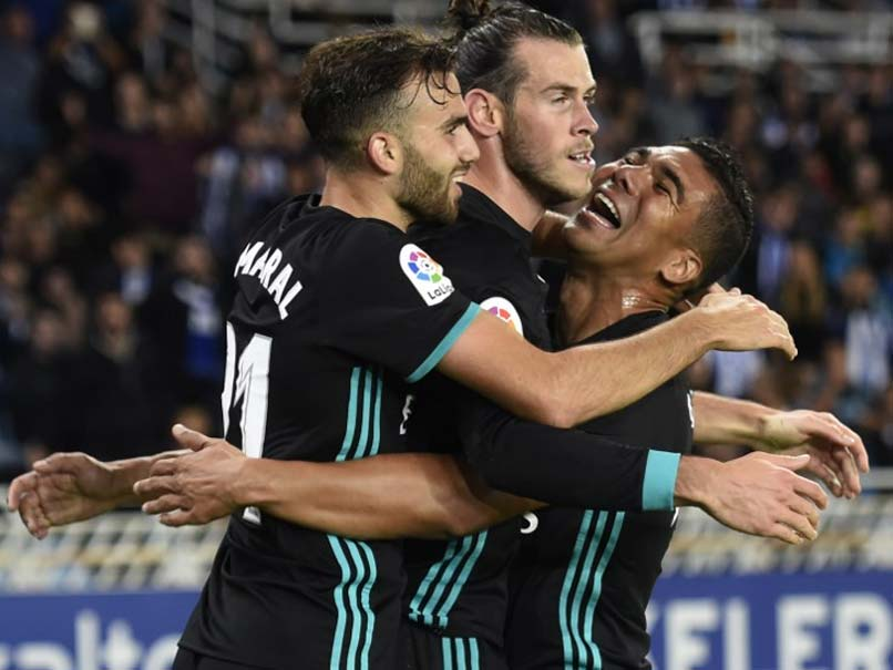 Gareth Bale Strikes In Vital Real Madrid Win At Real Sociedad