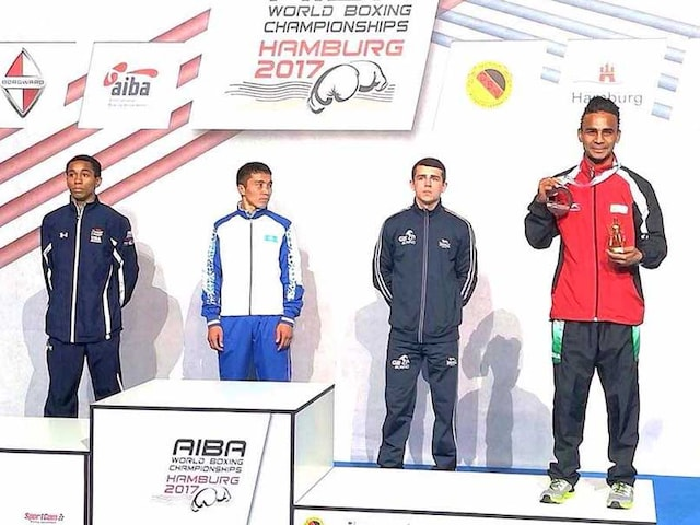 Boxer Gaurav Bidhuri Happy To Live Fathers Dream Of World Championships