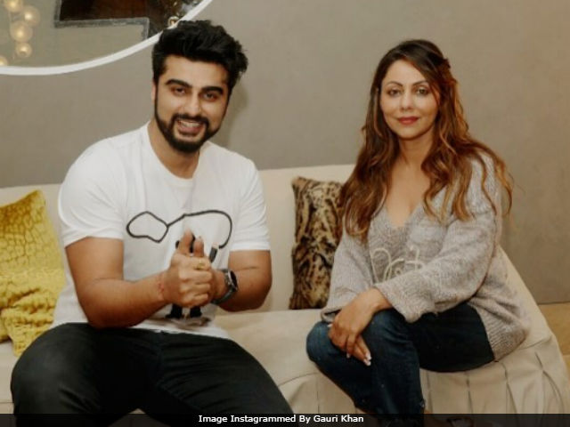 Gauri Khan Invites Arjun Kapoor To Her New Store, Says He 'Deserves Big Discount'