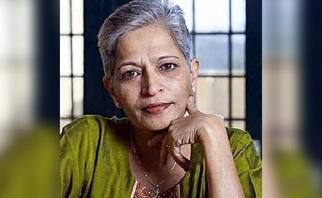Gauri Lankesh Murder Accused Agrees For Narco Test