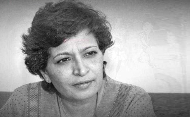Gauri Lankesh Shot In Area Covered By CCTV At Her Home, Says Brother