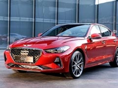 Hyundai Launches New Genesis Sports Sedan