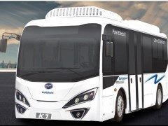 Goldstone Launches India's First Electric Bus For Public Transport In Himachal Pradesh