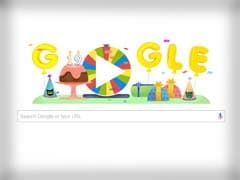 Google Birthday Surprise Spinner On The Search Engine's 19th Birthday. Here's How To Play
