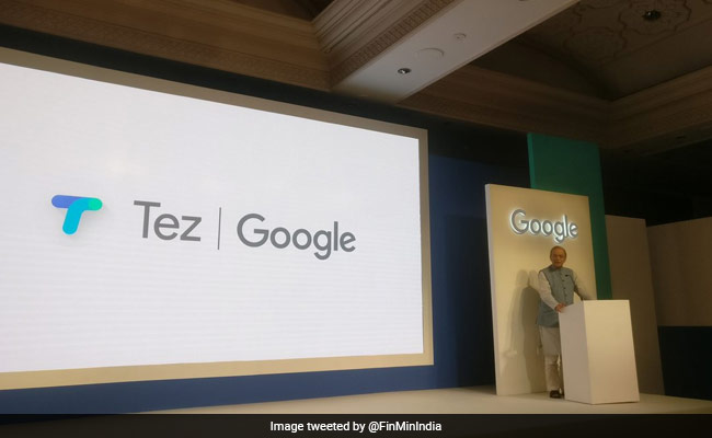 Transact Like You Chat With Tez, Google's New Digital