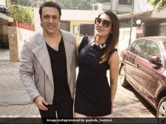 Govinda 'Too Busy Signing Films' To Launch Daughter Tina, And That's OK