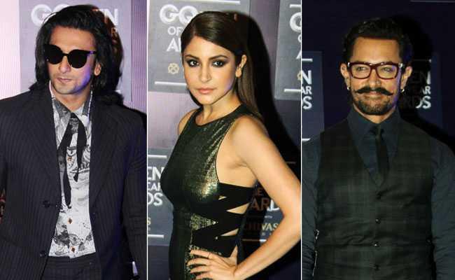 GQ Awards: रणवीर सिंह बने एंटरटेनर ऑफ द ईयर, अनुष्का शर्मा को मिला यह खिताब