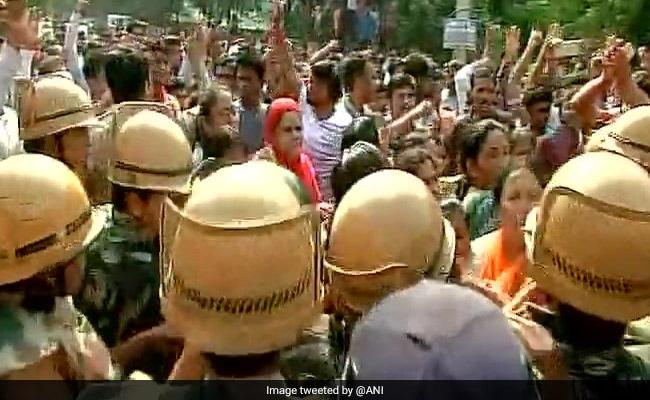 gurgaon school protests 650 ani