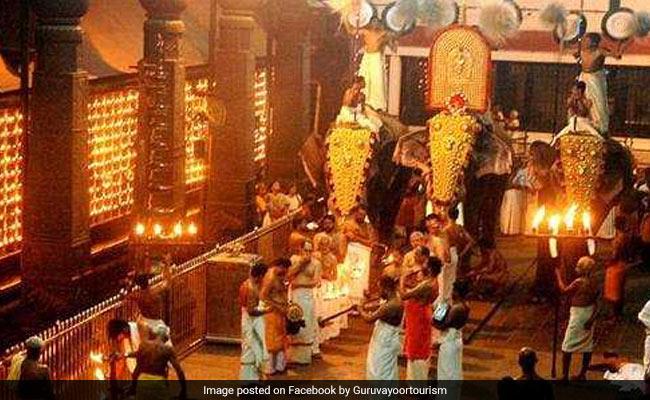 गुरूवायुर मंदिर के उटूपूरा में फिलहाल नहीं जा पाएंगे गैर-हिन्दू