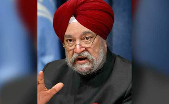 Hardeep Puri Takes A Dig At Arvind Kejriwal Over His Delhi Metro Remarks