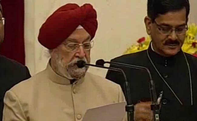 Cabinet Reshuffle: Hardeep Singh Puri's Journey From Diplomacy To Governance