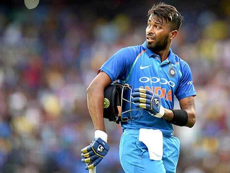 Hardik Pandya Is A Very Vital Player For The Indian Cricket Team, Says Kane Williamson