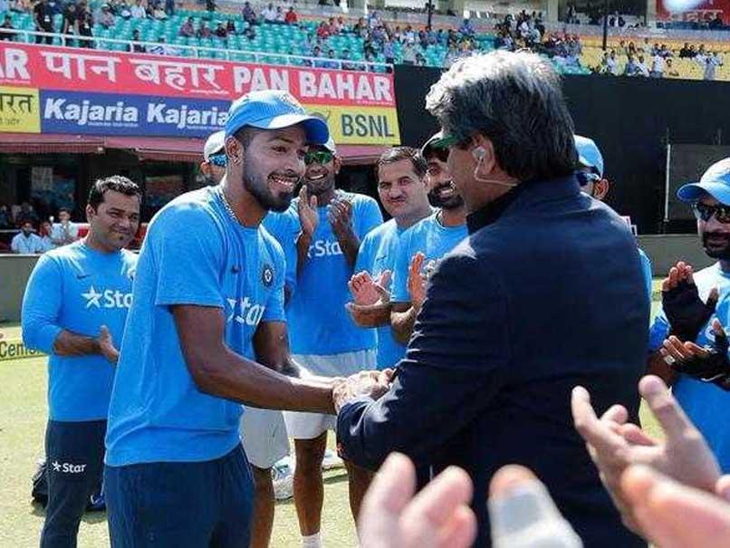 India Vs Australia: Hardik Pandya Is Better Than Me, Says Former India Captain Kapil Dev