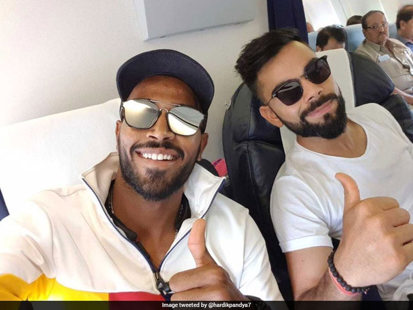 India vs Australia: Hardik Pandya Excited About Series, Posts Photo With Captain Virat Kohli