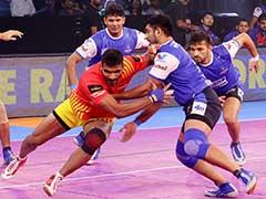 Pro Kabaddi League: Haryana Steelers End Gujarat Fortunegiants' Winning Run