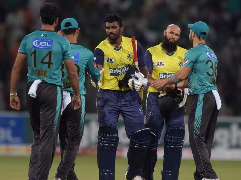 2nd T20: Hashim Amla, Thisara Perera Shine As World XI Beat Pakistan To Level Series 1-1
