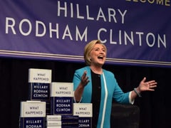 Hillary Clinton Blames Election Loss On Sexism And 'Double Standards' During UK Book Tour