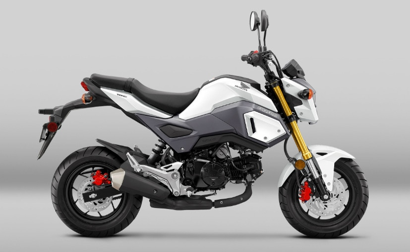 Honda Grom Price >> Honda Grom Spotted Testing In India Carandbike