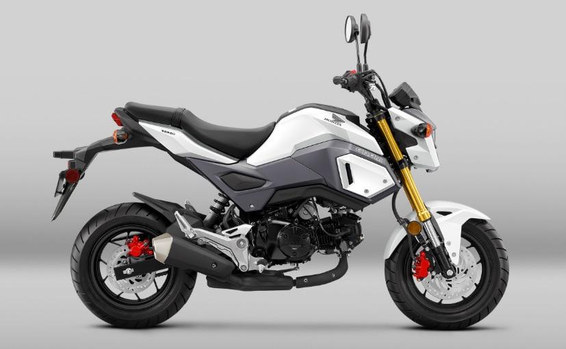 Honda grom price in india 2017 2018 honda reviews for Honda grom mpg