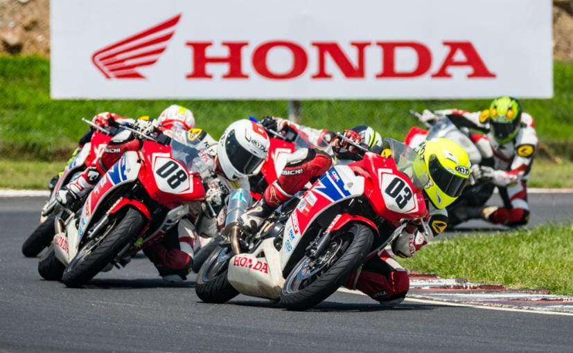 Honda Racing To Organise A Webinar On Becoming A Racer In India