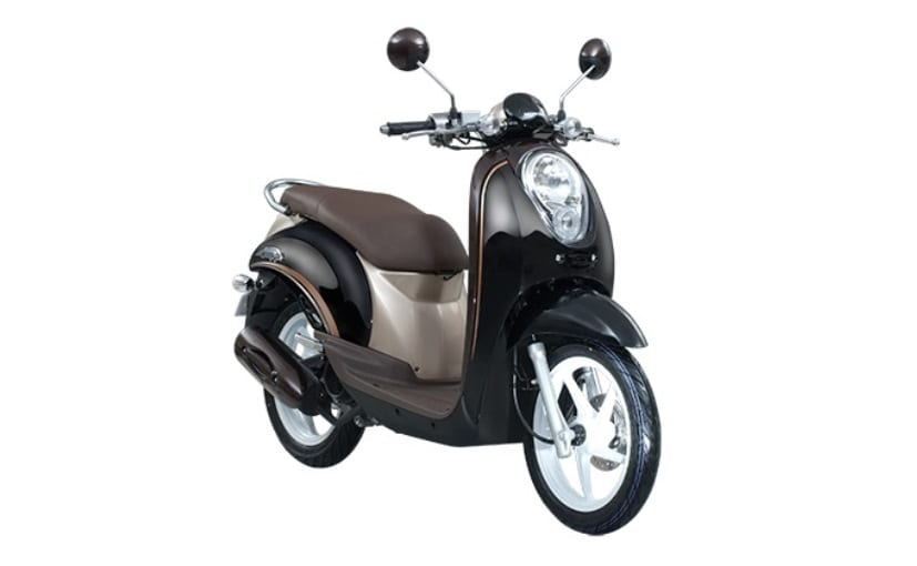 If The Honda Scoopy Is Launched In India It Might Get Activas 110 Cc Engine