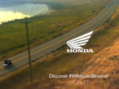 Honda To Unveil New Motorcycle In October