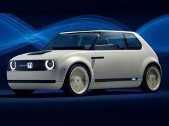 Frankfurt 2017: Honda Urban EV Concept Revealed; Production Starts In 2019