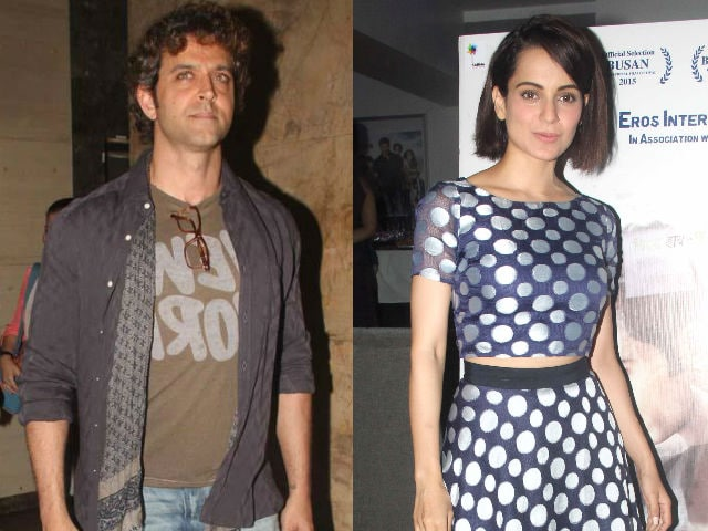 In Kangana Ranaut Vs Hrithik Roshan, Farah Khan Picks A Side