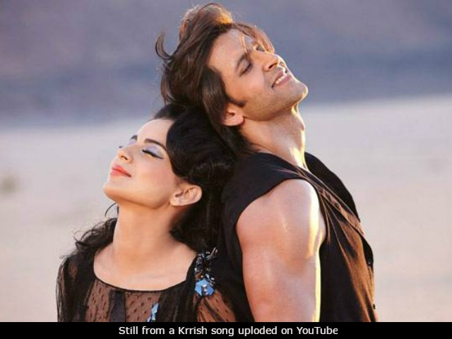 Has The Kangana Ranaut-Hrithik Roshan Feud Come To An End?