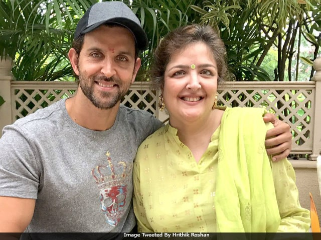 Hrithik Roshan 'So Proud' Of Sister Sunaina's Extreme Transformation