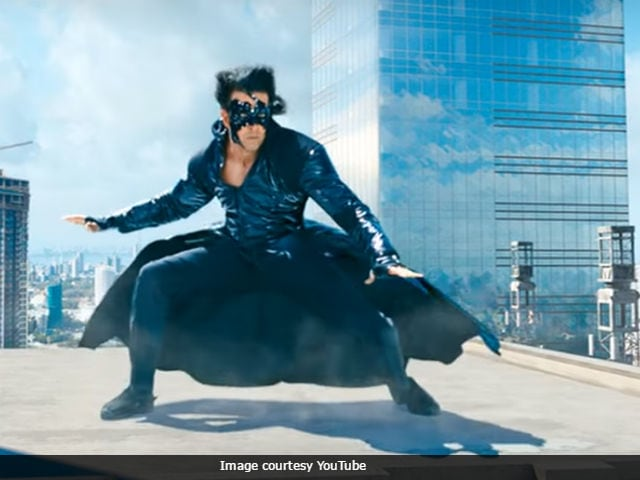 Krrish 4 May Star Hrithik Roshan X 2, As Both Hero And Villain