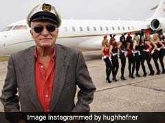 <i>Playboy</i> Founder Hugh Hefner Dies At 91