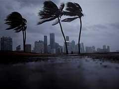 कैरीबियाई द्वीपों में तबाही मचाने के बाद फ्लोरिडा में 'इरमा' ने दी दस्तक
