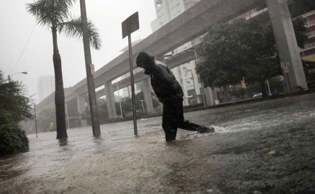 Storm Irma Brings Flooding To Parts Of Florida; Cuba Reports 10 Killed