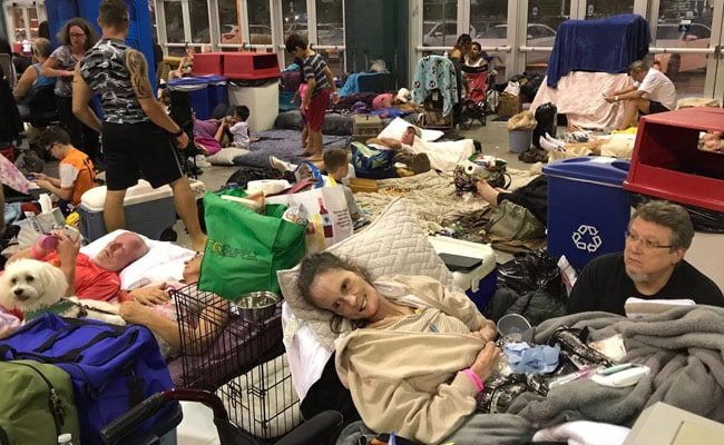 'She Can Barely Walk': Florida's Elderly Complicate Hurricane Response