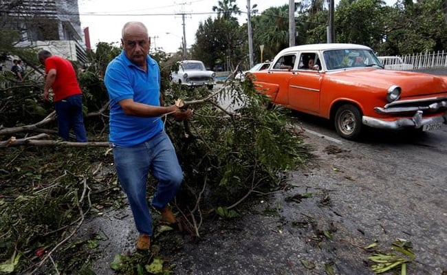 British Billionaire Richard Branson Calls For 'Marshall Plan' After Irma Ravages Caribbean