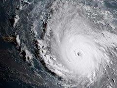 भीषण अटलांटिक तूफान 'इरमा' ने कैरिबियाई द्वीप सेंट मार्टिन में मचाई भारी तबाही